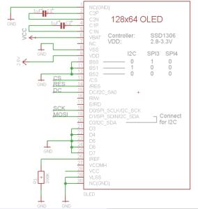 OLED Schematic